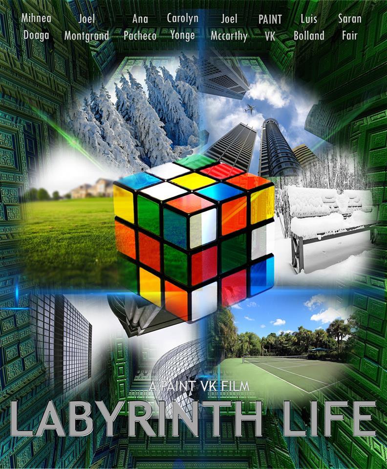 Labyrinth Life (2019) - IMDb