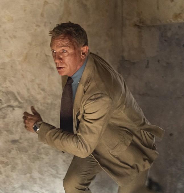 Daniel Craig in No Time to Die (2021)
