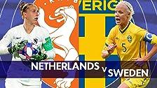 Holanda vs. Suecia