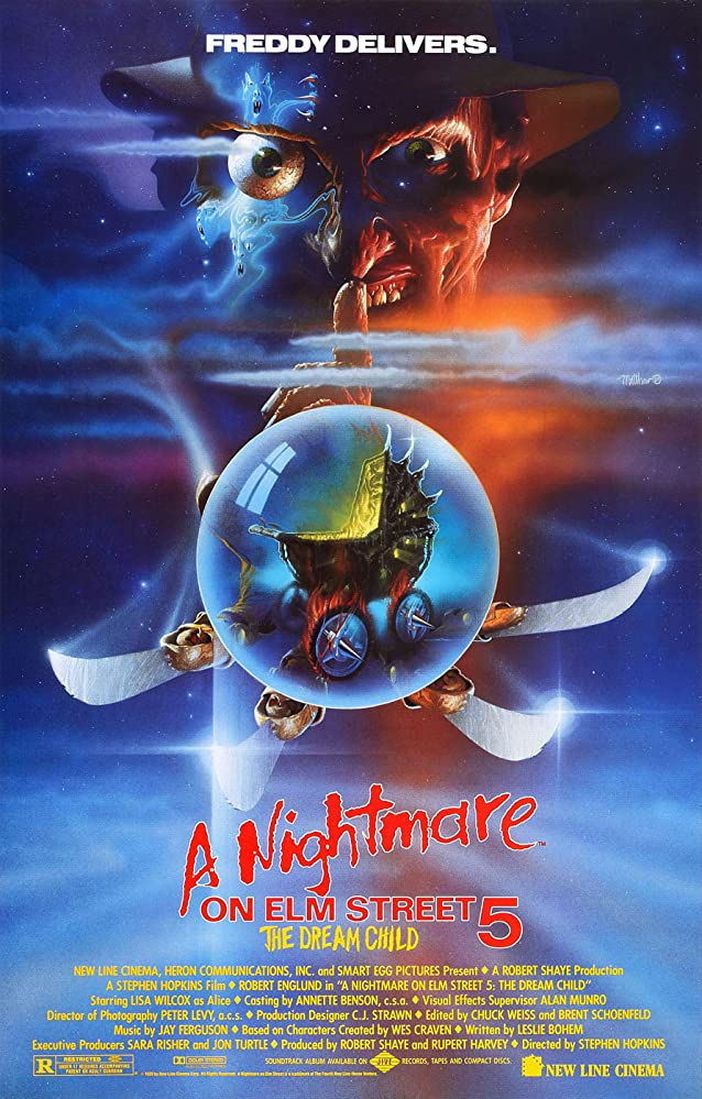 A Nightmare on Elm Street 5 The Dream Child 1989 Hindi Dual Audio 1080p BluRay ESubs 1.3GB
