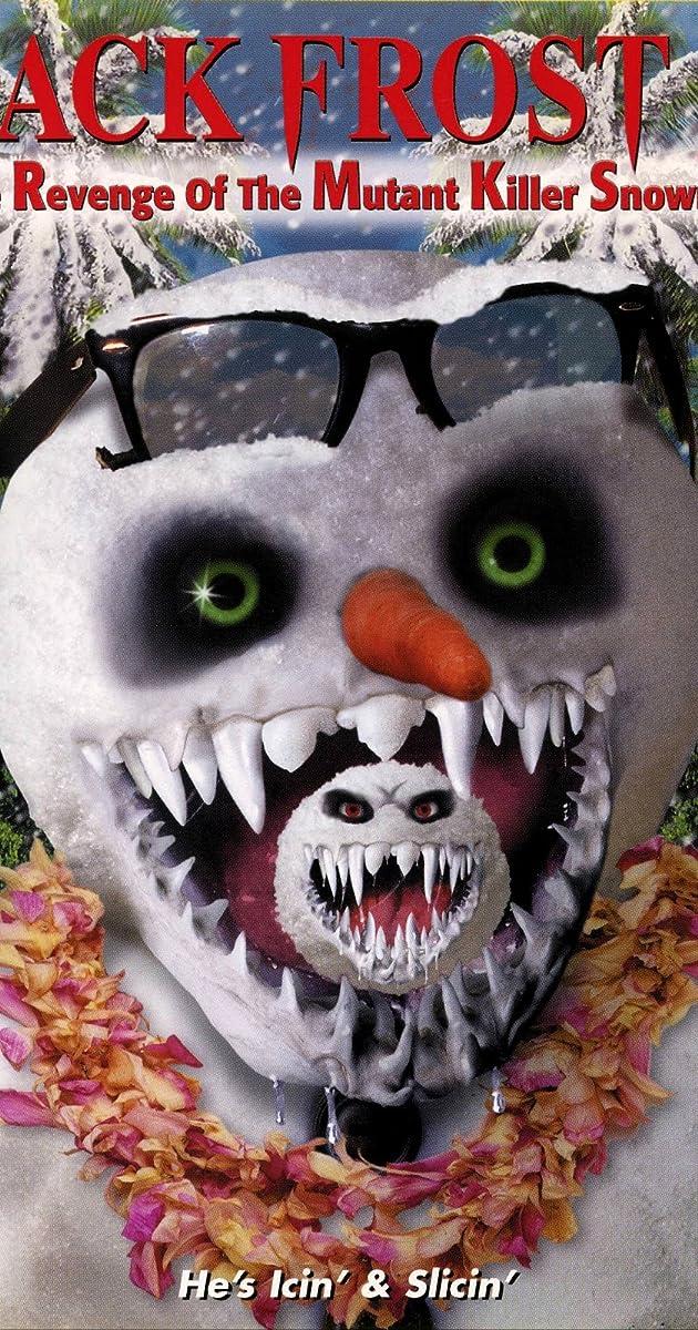 jack frost 2 revenge of the mutant killer snowman 2000 news imdb