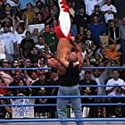 Bill Goldberg and Lance Storm in WCW Thunder (1998)