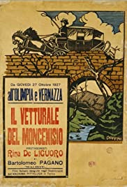 Il vetturale del Moncenisio Poster