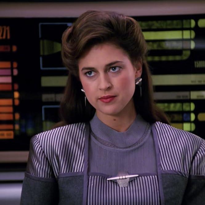 Susan Gibney in Star Trek: The Next Generation (1987)