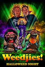 Weedjies: Halloweed Night Poster