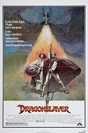 Dragonslayer Poster Image