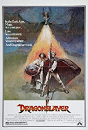 Dragonslayer Poster