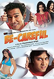 Be-Careful Poster