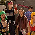 Jenna Ortega, Nicolas Bechtel, Malachi Barton, and Joshua Bassett in Stuck in the Middle (2016)