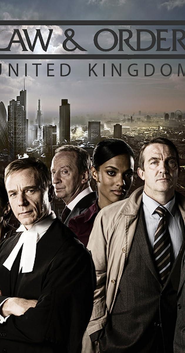 Law Order Uk Tv Series 20092014 Imdb
