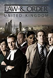 Law & Order: UK Poster - TV Show Forum, Cast, Reviews