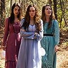 Alycia Debnam-Carey, Katie Garfield, and Adelaide Kane in Where the Devil Hides (2014)