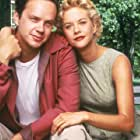 Tim Robbins and Meg Ryan in I.Q. (1994)
