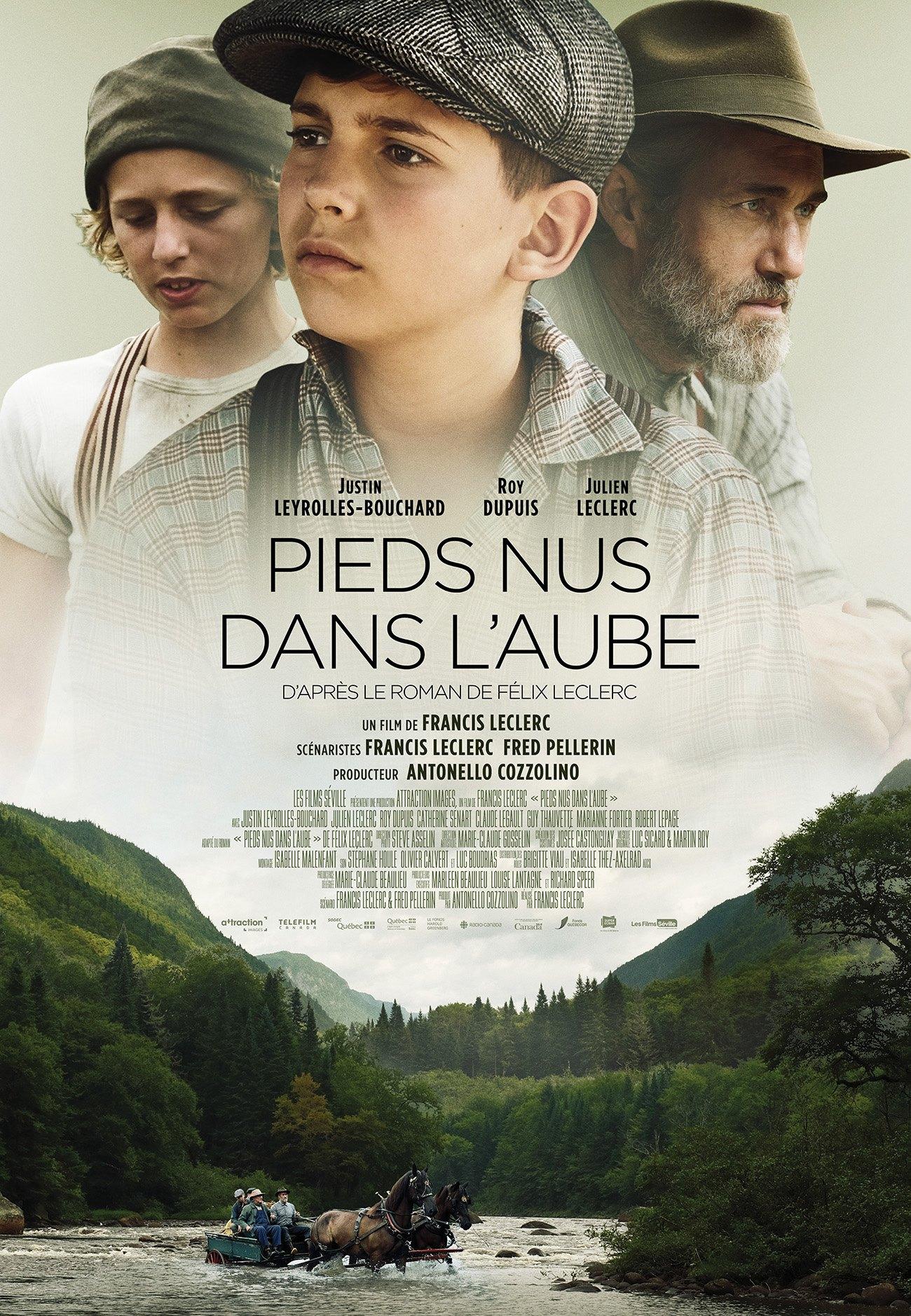 Pieds nus dans l'aube (2017) - IMDb