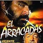Fernando Almada, Mario Almada, and Vicente Fernández in El arracadas (1978)