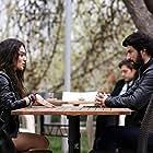 Engin Akyürek and Bestemsu Özdemir in Kara Para Ask (2014)