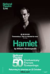Primary photo for National Theatre Live: Hamlet