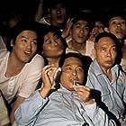 Man-Tat Ng and Yat-Fei Wong in Huo shao dao 2: Heng xing ba dao (1997)