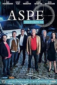 Michel van Dousselaere, Lucas Van den Eynde, Herbert Flack, Ludo Hoogmartens, Francesca Vanthielen, and Maaike Cafmeyer in Aspe (2004)