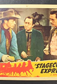 Stagecoach Express Poster