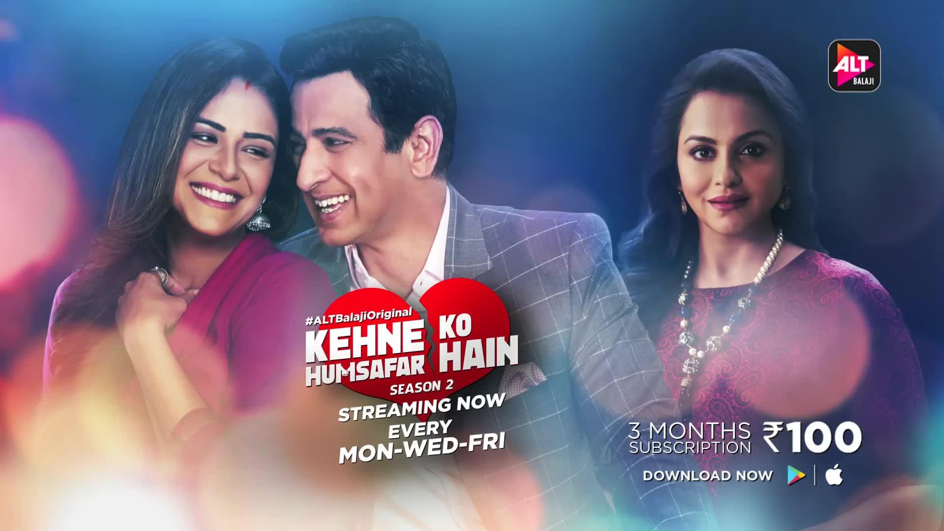 ALTBalaji | Kehne Ko Humsafar Hain - Season 2 | Official trailer
