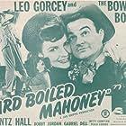 Teala Loring, Leo Gorcey, Huntz Hall, and Dan Seymour in Hard Boiled Mahoney (1947)