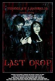 Last Drop Poster