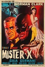 Mister X (1967) Poster - Movie Forum, Cast, Reviews