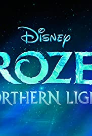 Lego Frozen Northern Lights Poster
