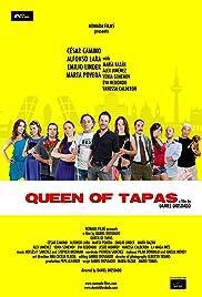 La Reina de Tapas Poster