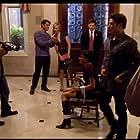 Scout Taylor-Compton, Joe Egender, Josh Henderson, Jennifer Siebel Newsom, Samuel Child, Taylor Cole, and Joseph McKelheer in April Fool's Day (2008)