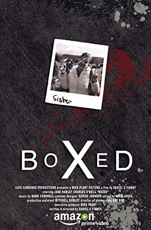 BoXeD (2021) Full Movie HD