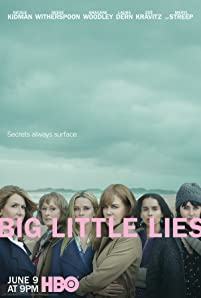Nicole Kidman, Laura Dern, Meryl Streep, Reese Witherspoon, Shailene Woodley, and Zo? Kravitz in Big Little Lies (2017)