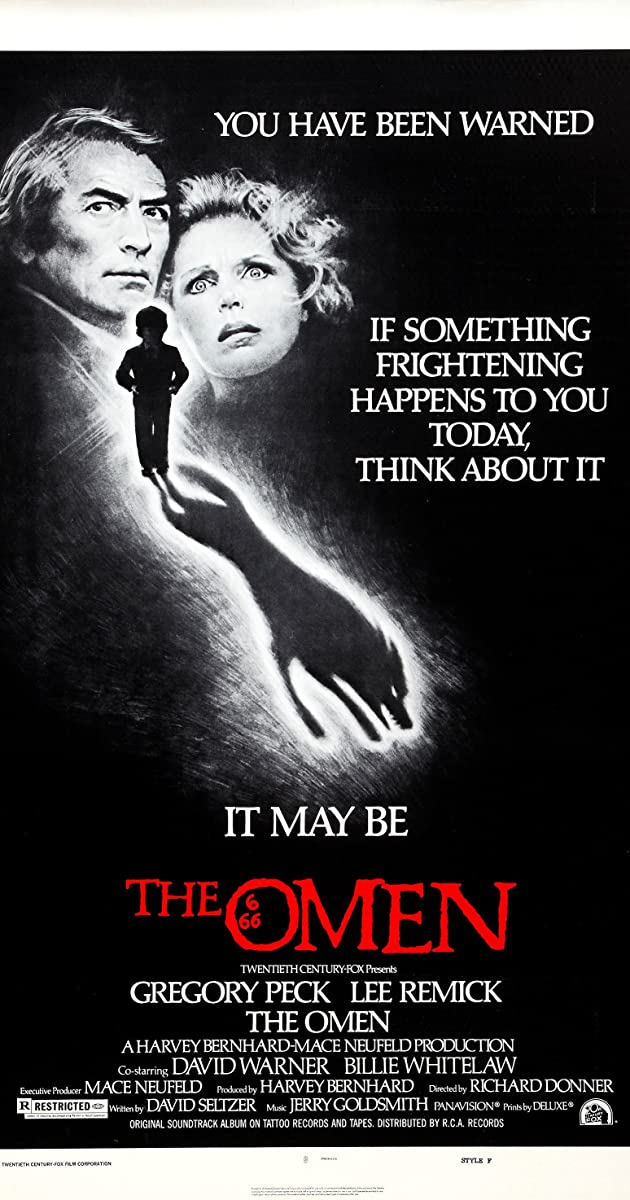 Image result for the omen 1976