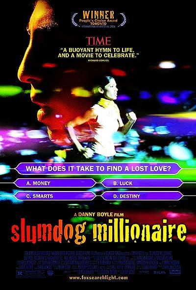 Slumdog Millionaire (2008) BluRay 480p, 720p & 1080p