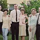 As Pat Collins in Moonshot with Andrew Lincoln as Michael Collins