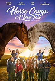 Horse Camp: A Love Tail Poster