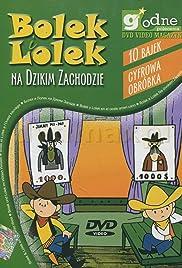 Bolek i Lolek na Dzikim Zachodzie Poster