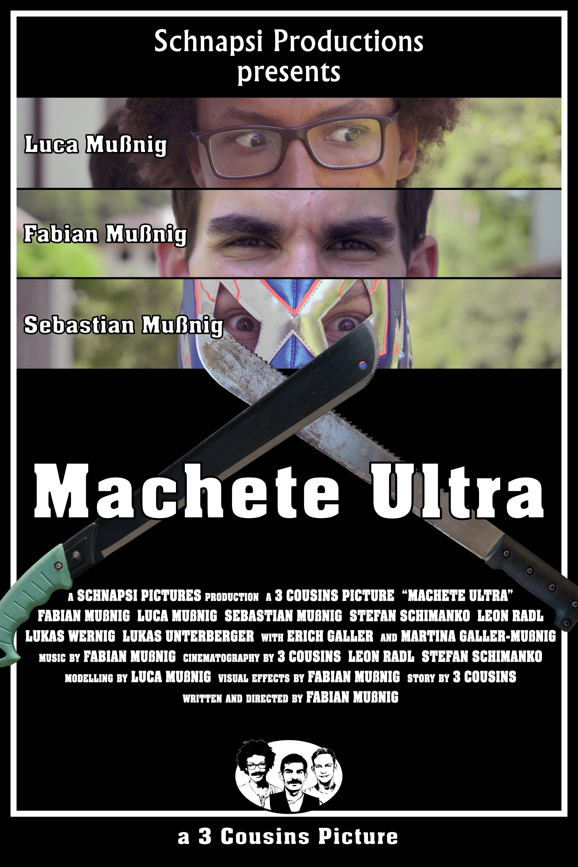 Machete Ultra