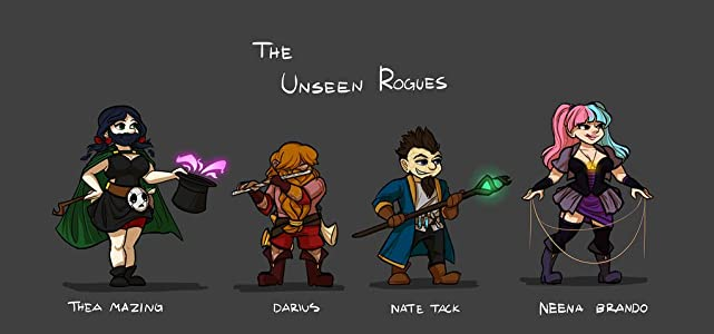 MP4 ipod movie downloads The Unseen Rogues [1280p]