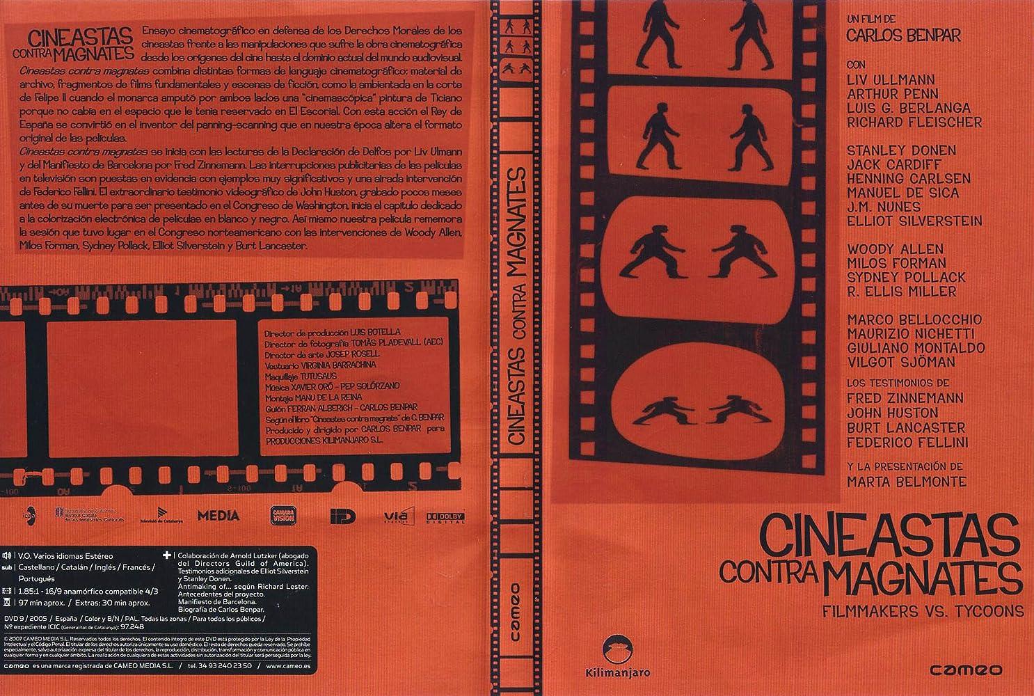Cineastas contra magnates (2005)