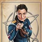 Lyne Renée in Motherland: Fort Salem (2020)