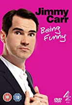 Jimmy Carr: Being Funny