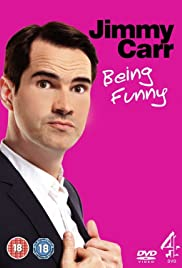 Jimmy Carr: Being Funny (2011) Poster - Movie Forum, Cast, Reviews
