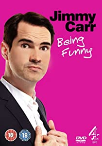 Good movie 2016 watch Jimmy Carr: Being Funny by Brian Klein [2048x2048]