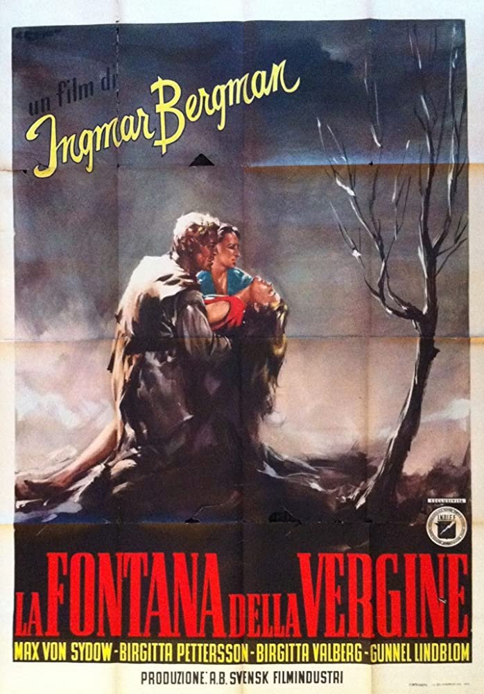 Jungfrukällan (1960)