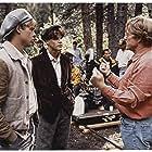 Brad Pitt, Robert Redford, and Craig Sheffer in A River Runs Through It (1992)
