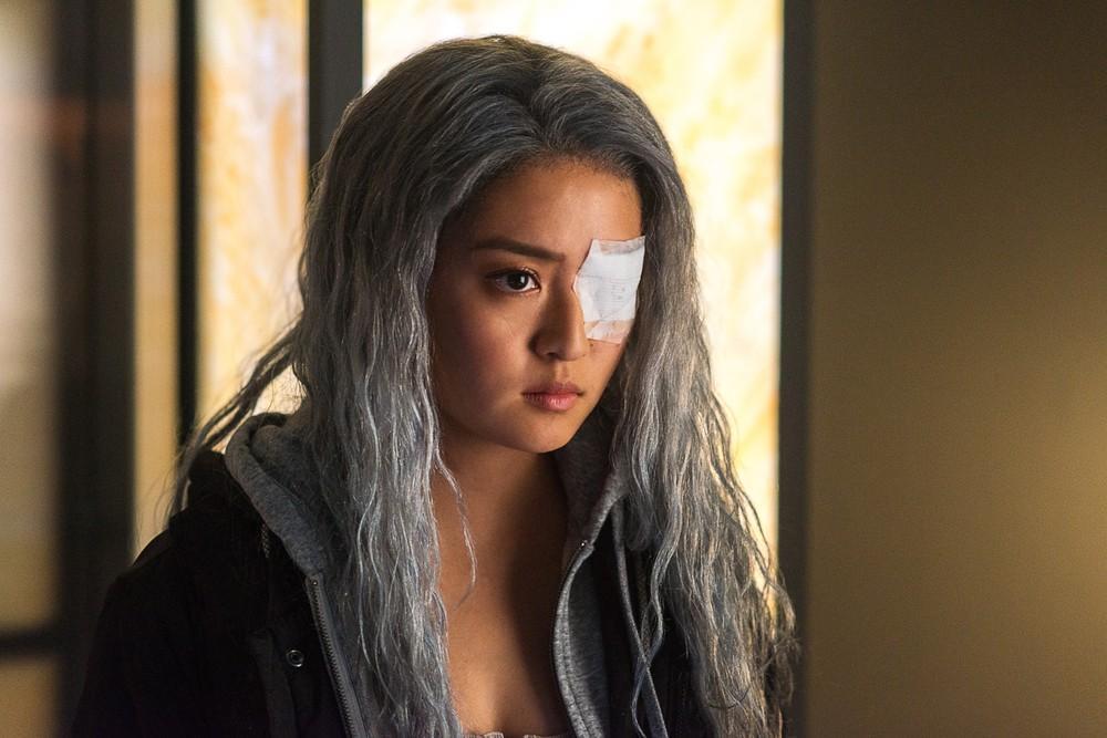 Chelsea Zhang in Titans (2018)