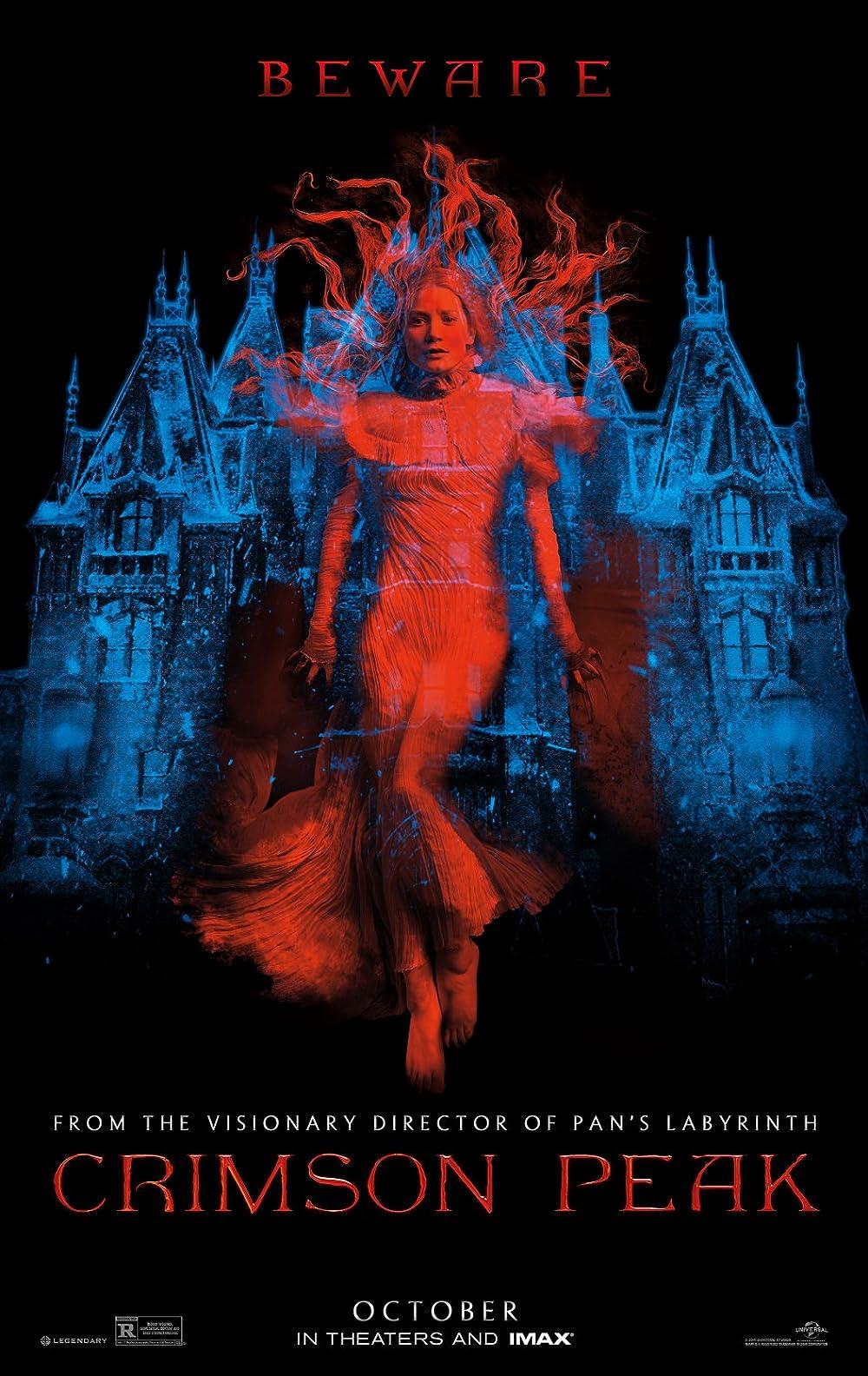 Crimson Peak (2015) - IMDb