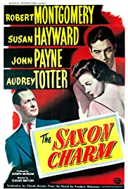 The Saxon Charm Poster